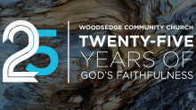 Jeff Wells | 25 Years of Gods Faithfulness