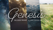 Jeff Wells | God Meant It for Good